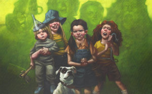 We're off to See The Wizard - Craig Davison