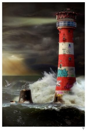 Eddystone Lighthouse - JJ Adams