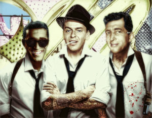 Rat Pack Colour Tattoo - JJ Adams